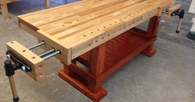 The Woodwork Bench